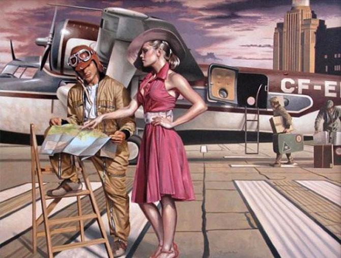 Povestea pictorului precoce: Peregrine Heathcote - Poza 8