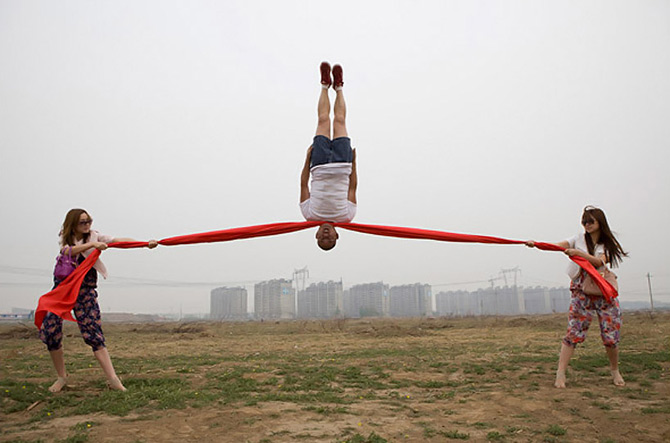 Manual de sfidat gravitatia de Li Wei - Poza 9
