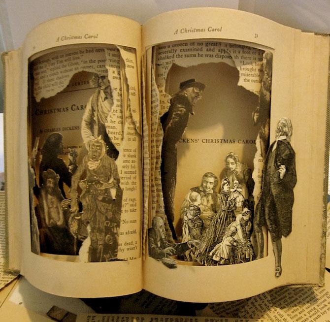 Personajele ies din cartile pentru copii, sculptate de Susan Hoerth - Poza 3