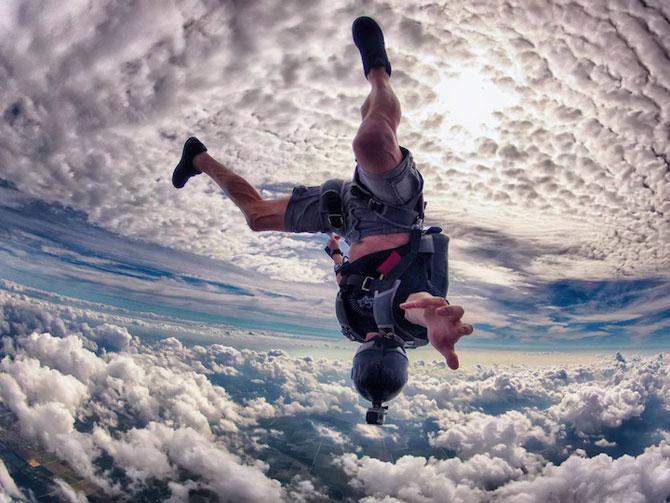 Inca 10 perspective extreme cu GoPro - Poza 1