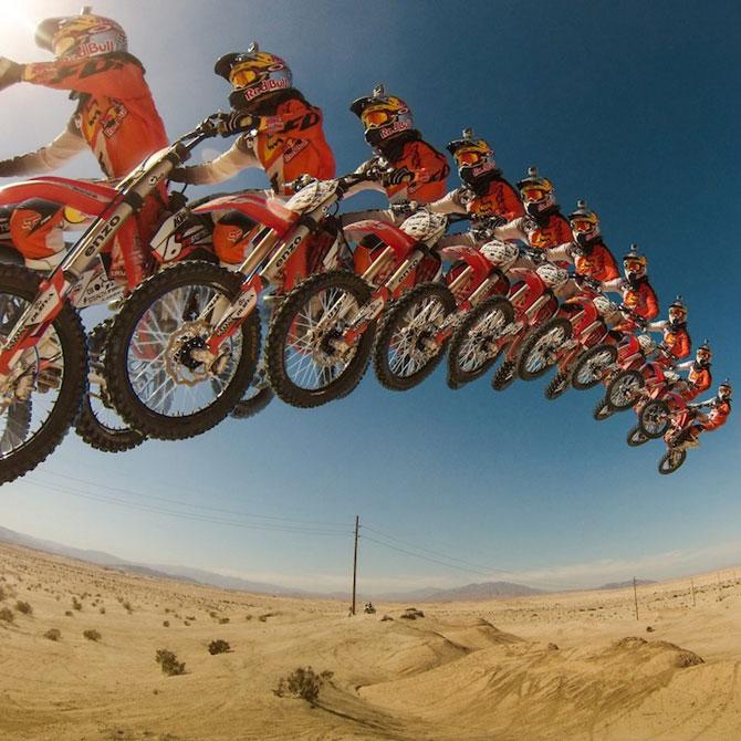 Inca 10 perspective extreme cu GoPro - Poza 3
