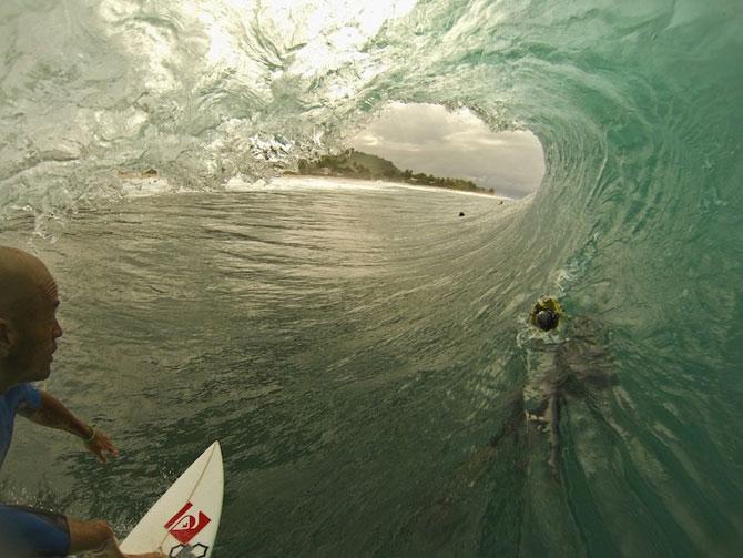 Inca 10 perspective extreme cu GoPro - Poza 4