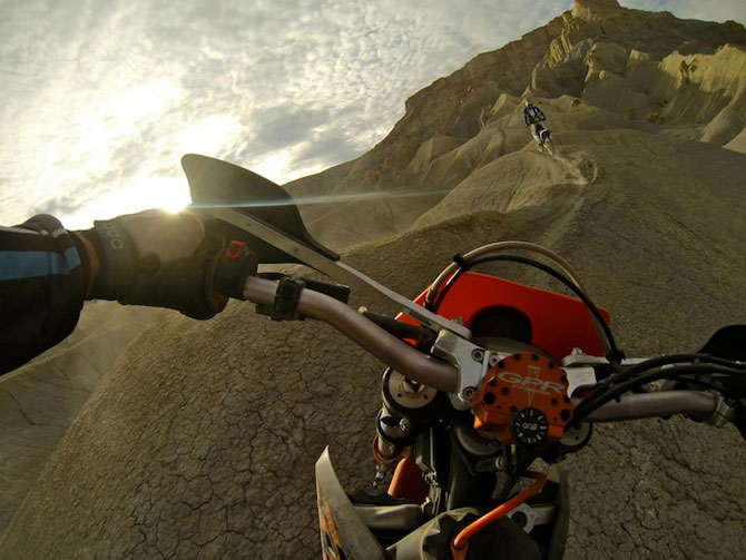 Inca 10 perspective extreme cu GoPro - Poza 5
