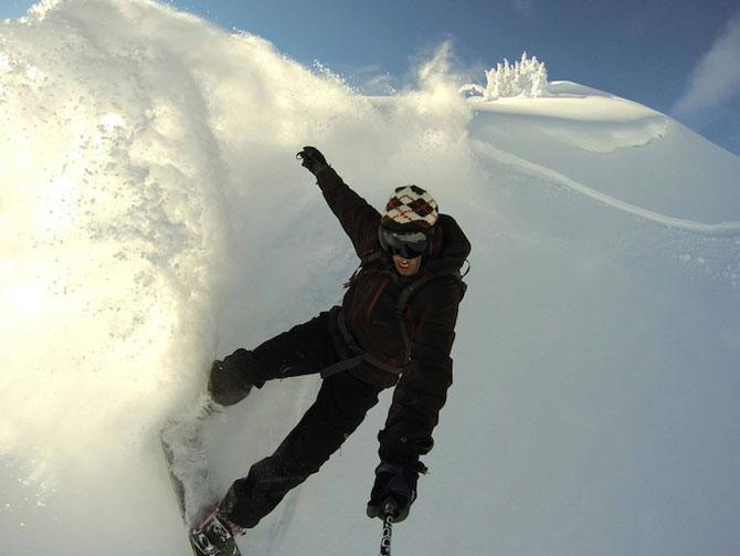 Inca 10 perspective extreme cu GoPro - Poza 7