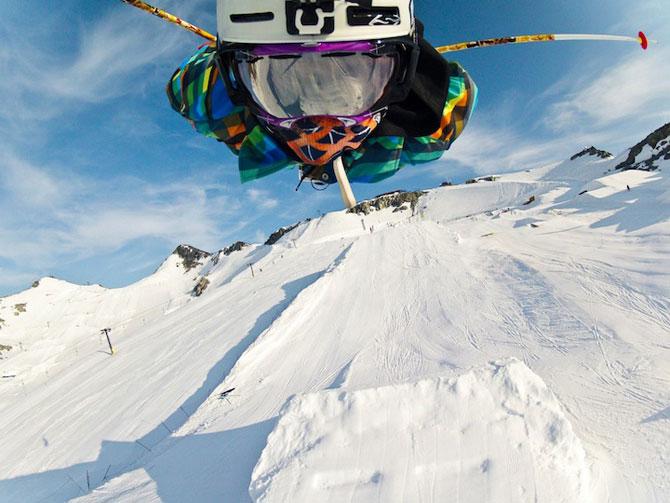 Inca 10 perspective extreme cu GoPro - Poza 10