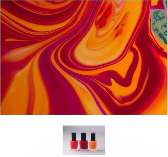 Culorile abstracte din colectia de oje, de Karissa Hosek - Poza 3