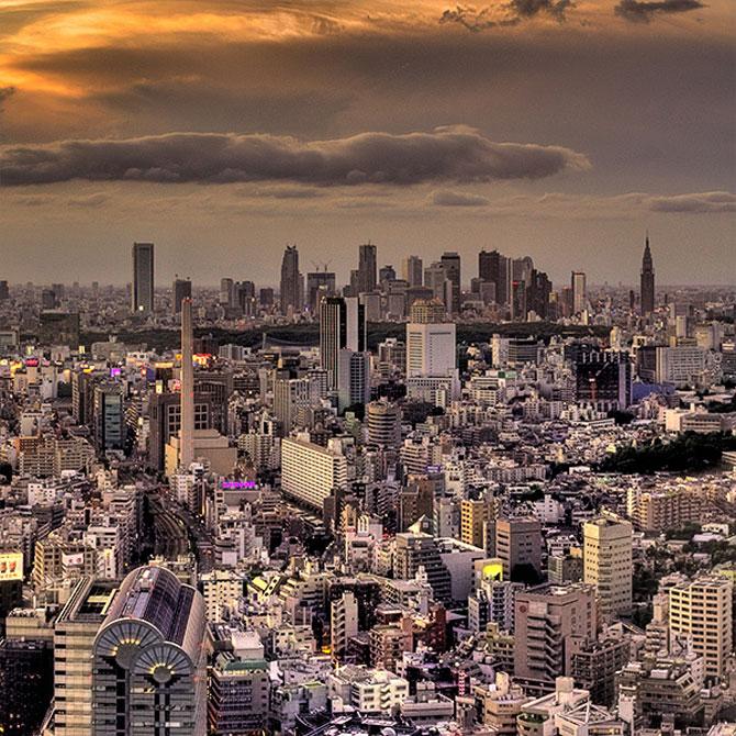Fascinatia metropolei: La Tokyo cu Phil Munro - Poza 1