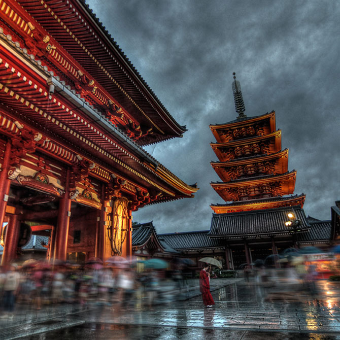 Fascinatia metropolei: La Tokyo cu Phil Munro - Poza 3
