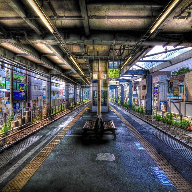 Fascinatia metropolei: La Tokyo cu Phil Munro - Poza 8