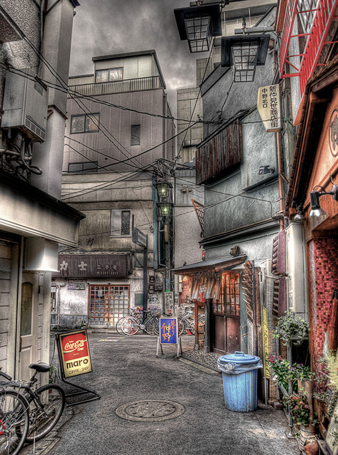 Fascinatia metropolei: La Tokyo cu Phil Munro - Poza 9