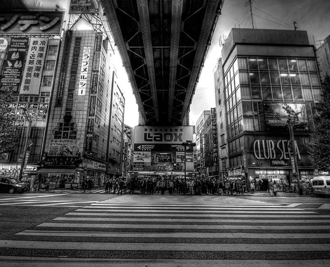 Fascinatia metropolei: La Tokyo cu Phil Munro - Poza 12