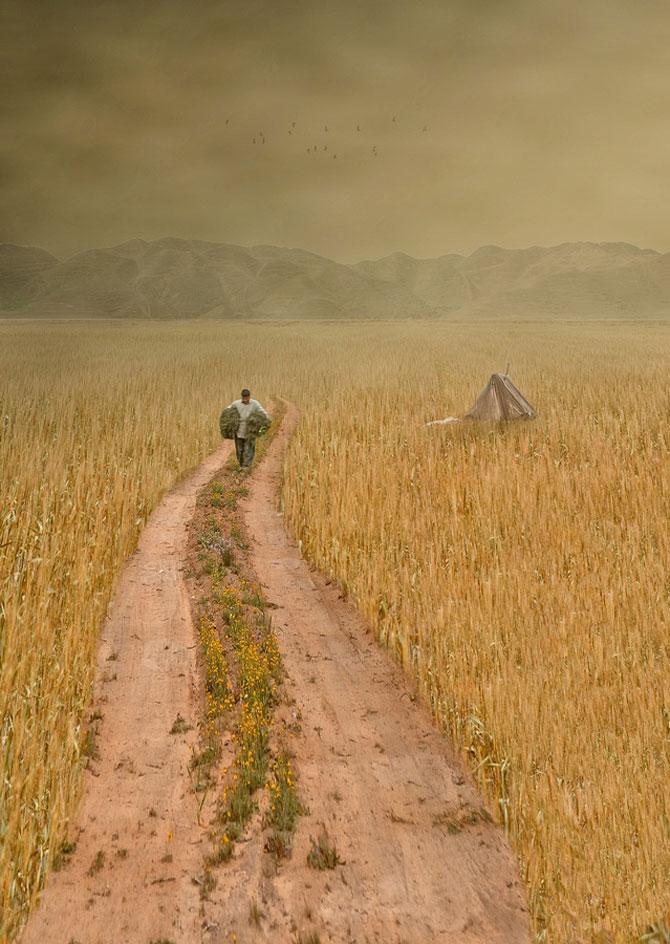 Povesti frumoase dintr-o tara uitata: Iran, de Hossein Zare - Poza 7