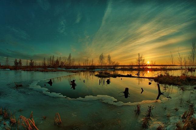 Apus de soare: 33 de poze minunate - Poza 7