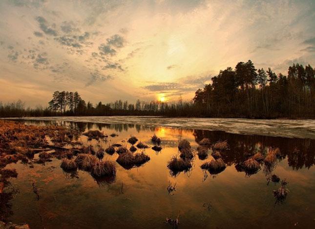 Apus de soare: 33 de poze minunate - Poza 8