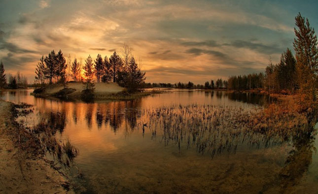 Apus de soare: 33 de poze minunate - Poza 11