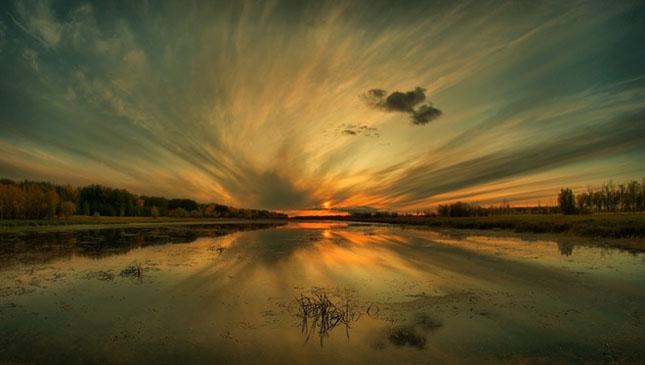 Apus de soare: 33 de poze minunate - Poza 18