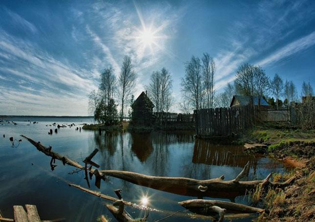 Apus de soare: 33 de poze minunate - Poza 19