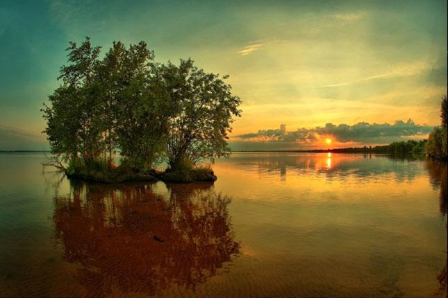Apus de soare: 33 de poze minunate - Poza 22