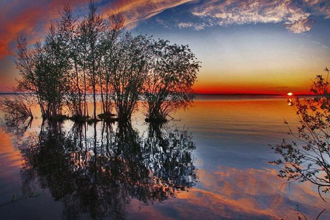Apus de soare: 33 de poze minunate - Poza 29