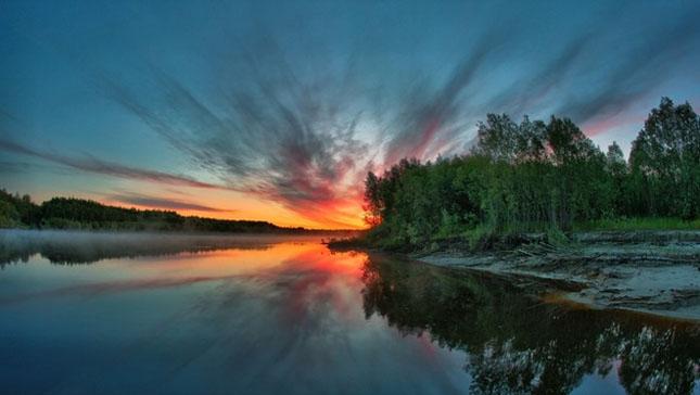 Apus de soare: 33 de poze minunate - Poza 30