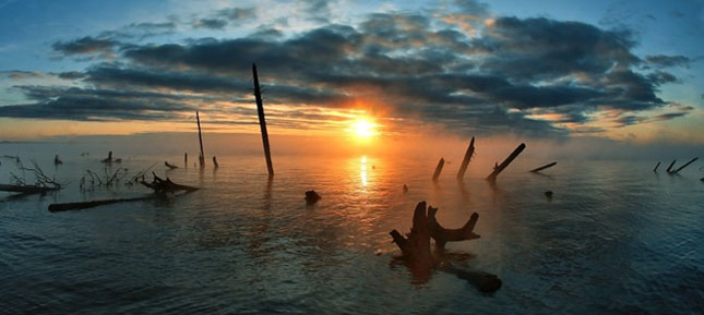 Apus de soare: 33 de poze minunate - Poza 31