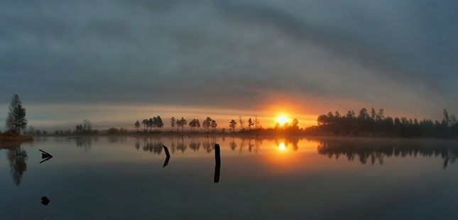 Apus de soare: 33 de poze minunate - Poza 33