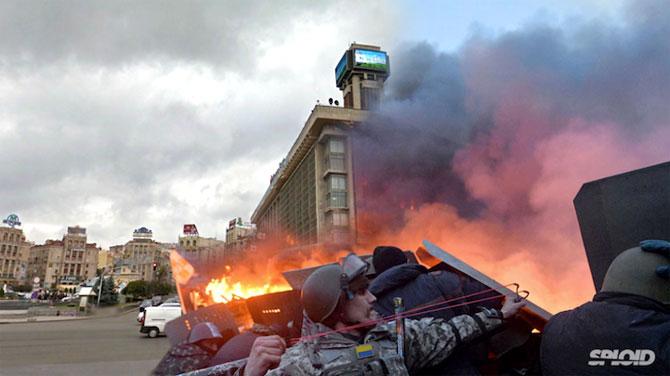Kiev: Inainte si dupa revoltele de pe Maidan - Poza 3