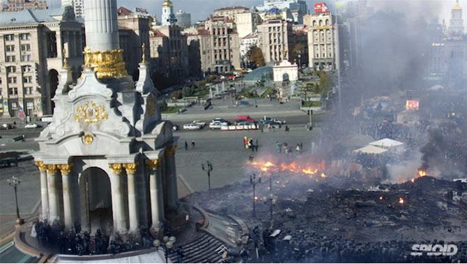 Kiev: Inainte si dupa revoltele de pe Maidan - Poza 5