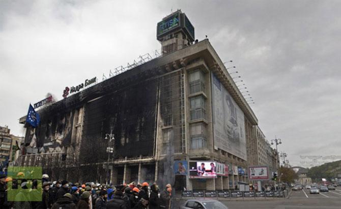 Kiev: Inainte si dupa revoltele de pe Maidan - Poza 6
