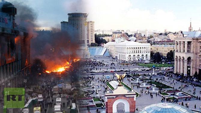 Kiev: Inainte si dupa revoltele de pe Maidan - Poza 7