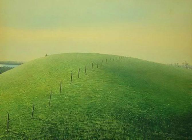 Pictorul norilor, cascadelor si colinelor – Tomas Sanchez - Poza 4