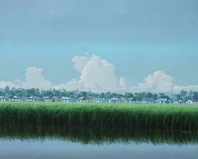 Pictorul norilor, cascadelor si colinelor – Tomas Sanchez - Poza 7