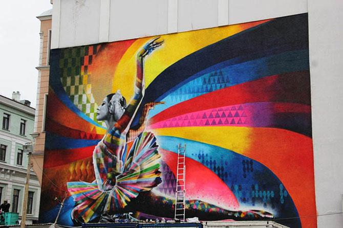 Balerina din grafitti: Maya Plisetskaya - Poza 2