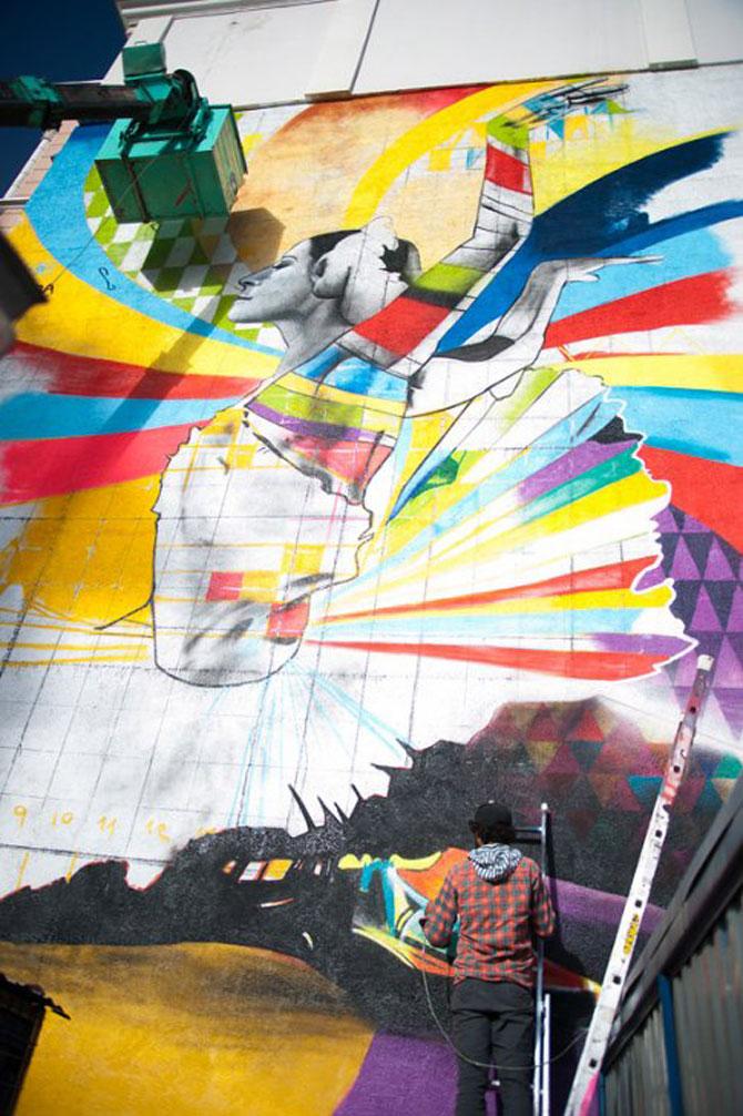 Balerina din grafitti: Maya Plisetskaya - Poza 5