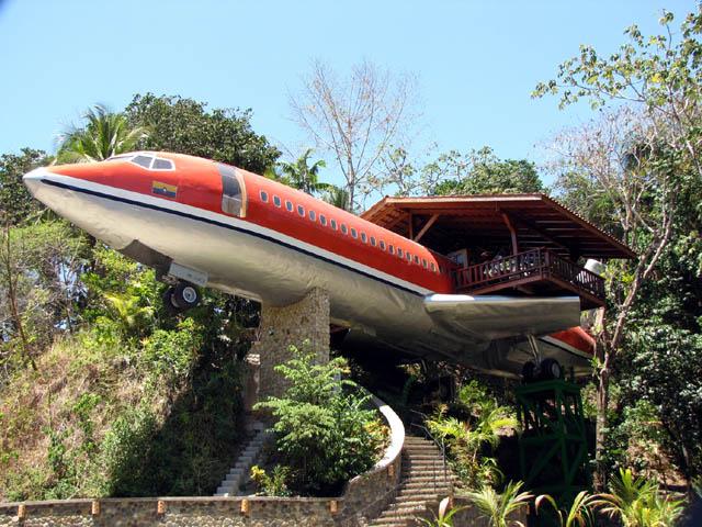 Hotelul avion, cu o priveliste de vis - Poza 1