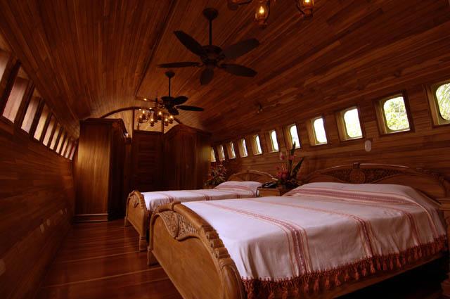 Hotelul avion, cu o priveliste de vis - Poza 2