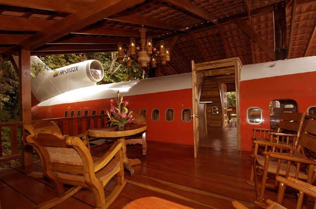 Hotelul avion, cu o priveliste de vis - Poza 6
