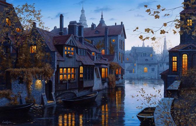 O iarna tihnita cu Evgheny Lushpin - Poza 2