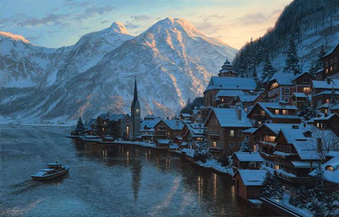 O iarna tihnita cu Evgheny Lushpin - Poza 6