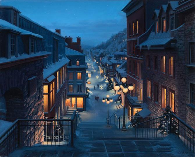 O iarna tihnita cu Evgheny Lushpin - Poza 7
