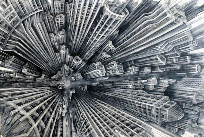 Picturi care provoaca vertij, de Fabio Giampietro - Poza 1