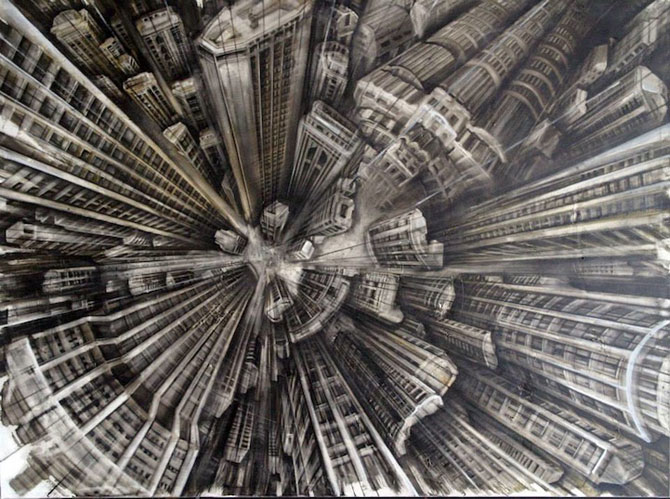 Picturi care provoaca vertij, de Fabio Giampietro - Poza 3