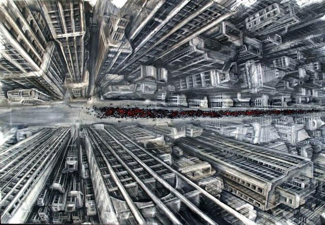 Picturi care provoaca vertij, de Fabio Giampietro - Poza 4