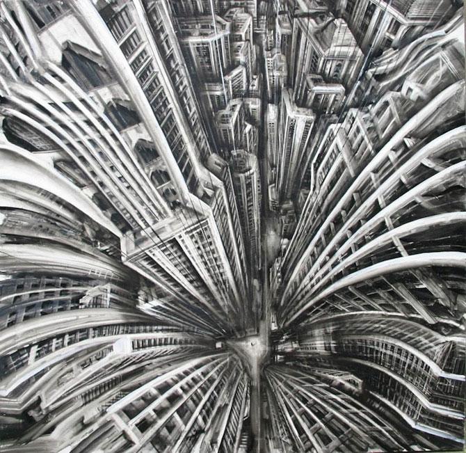Picturi care provoaca vertij, de Fabio Giampietro - Poza 5
