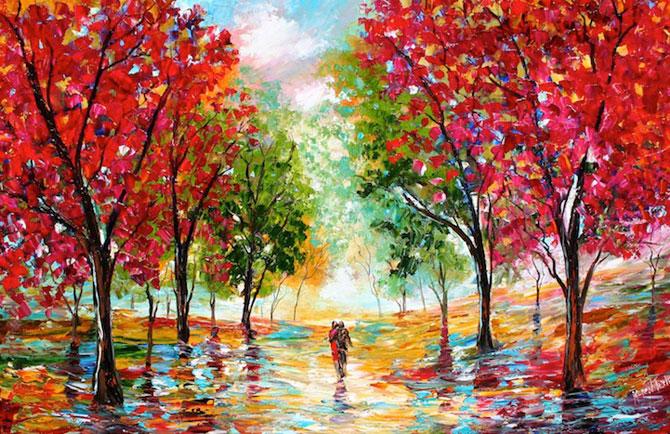 La plimbare cu iubirea, de Karen Tarlton - Poza 1