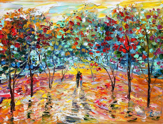 La plimbare cu iubirea, de Karen Tarlton - Poza 3