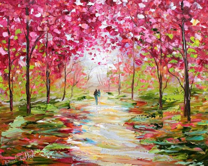 La plimbare cu iubirea, de Karen Tarlton - Poza 4