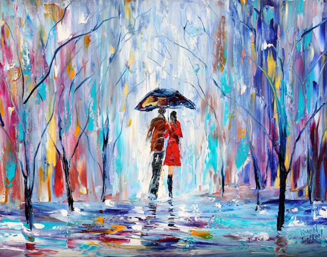 La plimbare cu iubirea, de Karen Tarlton - Poza 7