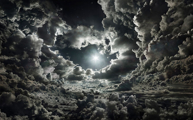 Nori pictati digital de Seb Janiak - Poza 6