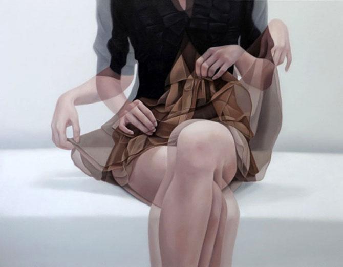 Picturi in ulei cu dubla expunere, de Ho Ryon Lee - Poza 1